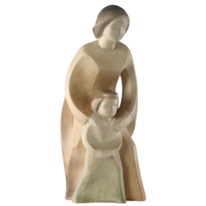 Shepherdess with Child