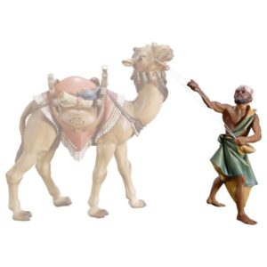 Standing Camel Driver