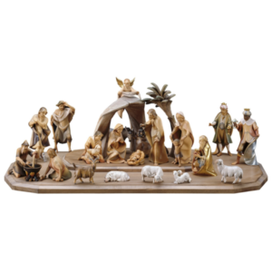 Saviour+Nativity++25+pieces
